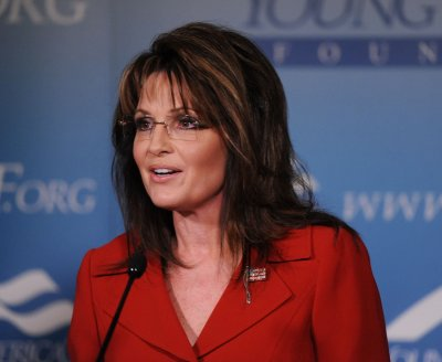 Sarah Palin visits Western Wall