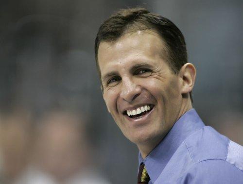 Avalanche fires coach Tony Granato