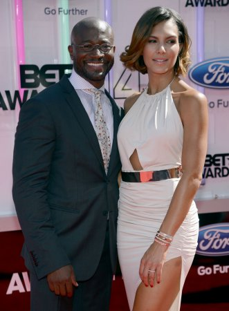 Taye Diggs hits BET Awards red carpet with rumored new girlfriend