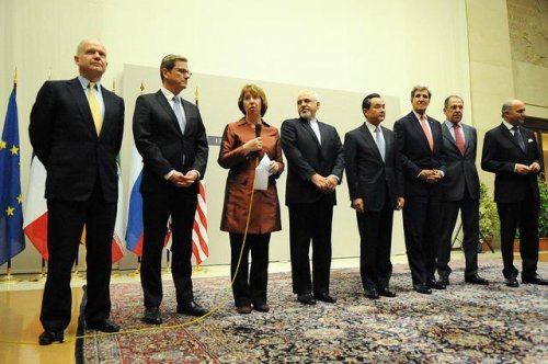 U.S. delegation to Iran nuclear talks initially 'not very optimistic'