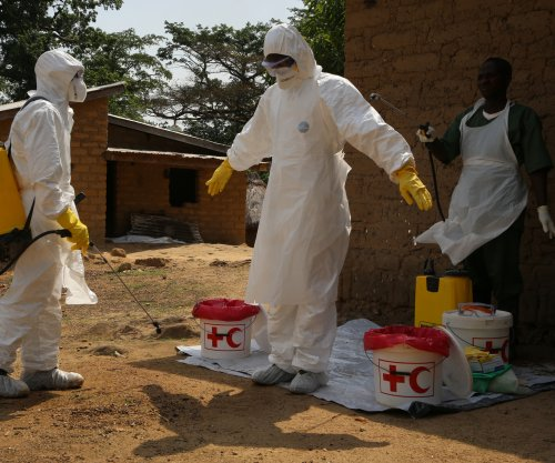 U.N. official: Ebola outbreak 'will be gone by the summer'