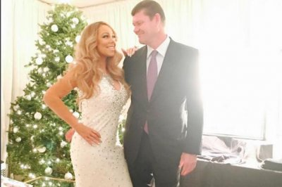 Mariah Carey, James Packer are engaged