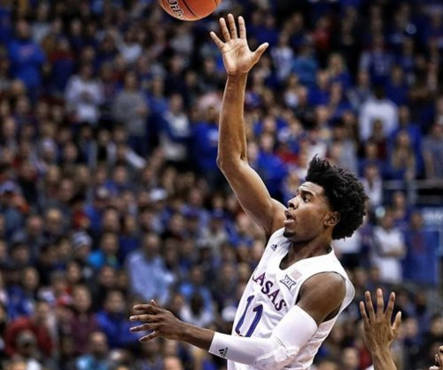 Kansas G Josh Jackson charged with misdemeanor property damage