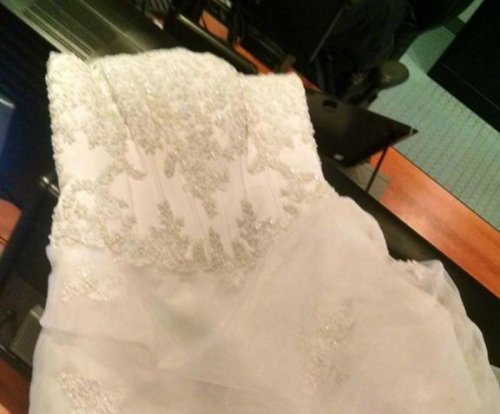 Wedding dress found abandoned on Bridle Road returned to owner