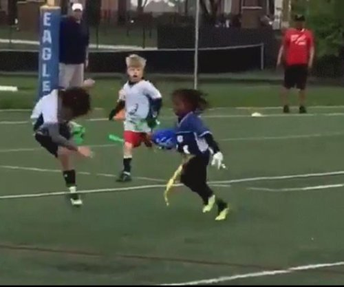 Colts WR Hilton says 4-year-old son is a better athlete than him