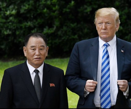 Trump: North Korea summit back on after meeting with envoy
