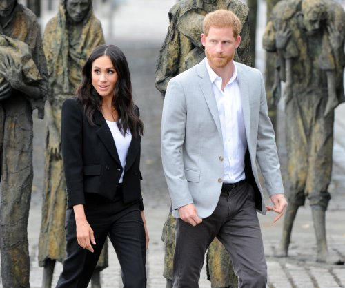 Prince Harry, Meghan Markle visit Ireland after wedding