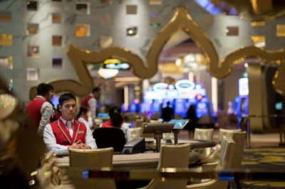 Japan legalizes casino gambling; first resorts expected in mid-'20s