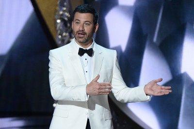 Jimmy Kimmel to host 72nd Emmy Awards