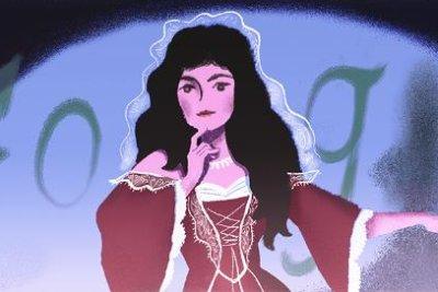 Google honors Shakespearean actress Helena Modrzejewska with Doodle