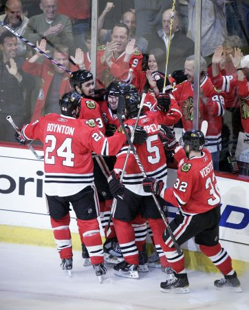 NHL: Chicago 7, Philadelphia 4