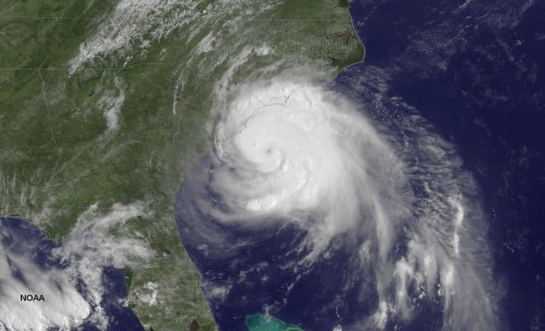 Hurricane Arthur strengthens to Category 2 storm over North Carolina