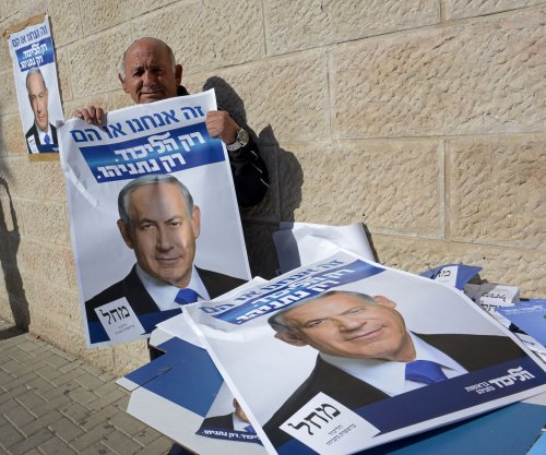 Israeli Prime Minister Netanyahu's Likud party secures conclusive victory