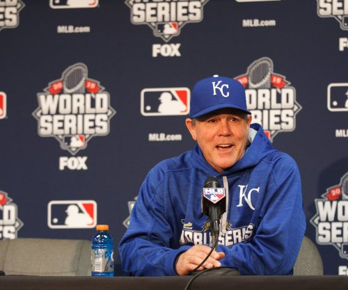 Rain threatens World Series opener in Kansas City