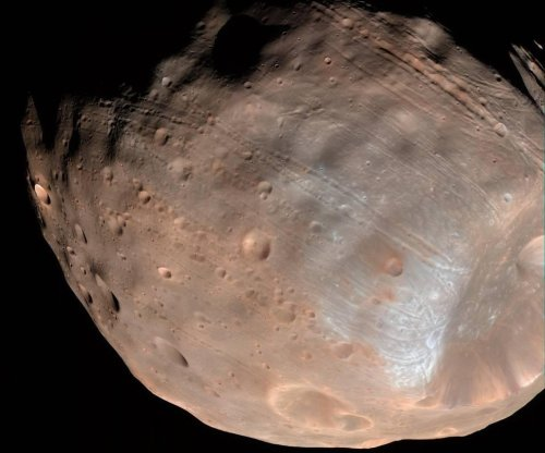 Study: Mars to become a ringed planet following death of its moon