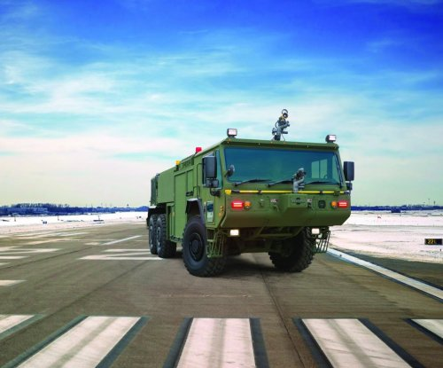 Oshkosh secures Marine Corps P-19R contract