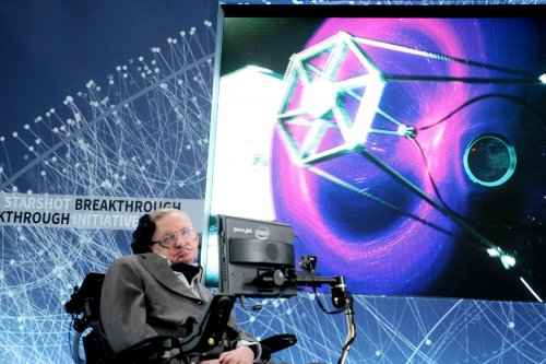 Stephen Hawking's PhD thesis crashes University of Cambridge website