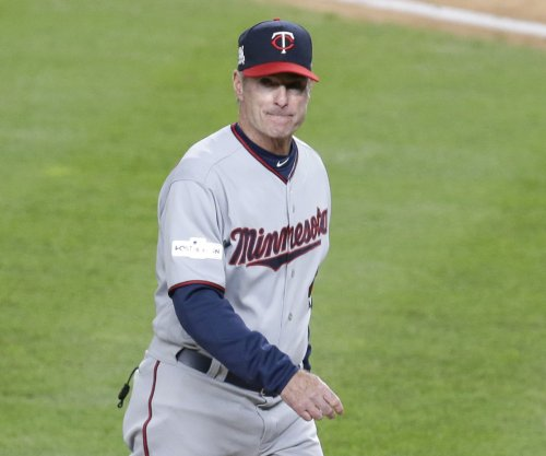 Minnesota Twins' Paul Molitor named 2017 AL Manager of the Year