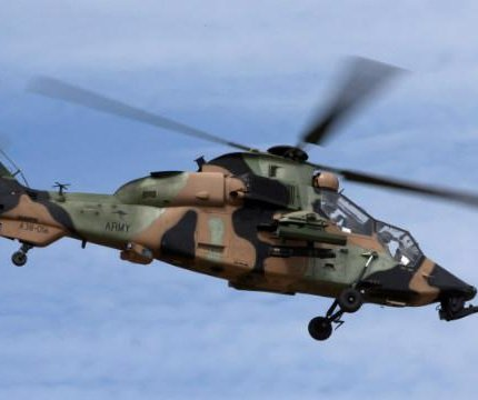 Thales to provide rockets for Spanish, German helicopters