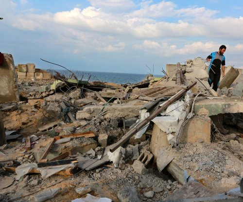 Israel answers rocket fire with airstrikes on Gaza Strip