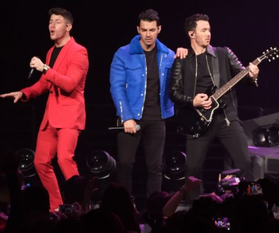 Jonas Brothers announce Las Vegas residency for April