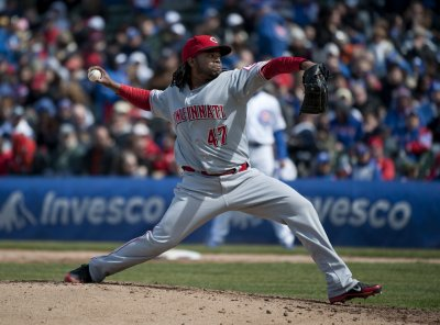 MLB: Cincinnati 3, New York Mets 1