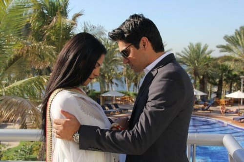 Veena Malik marries Pakistani actor, Asad Bashir, in Dubai