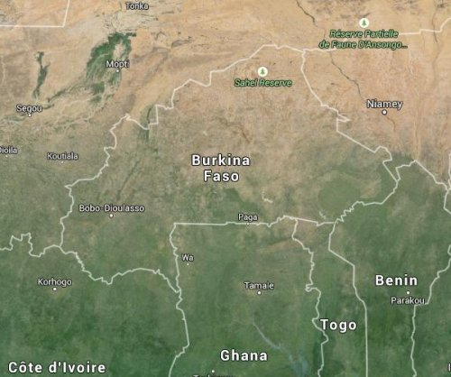 Two French soldiers suspended over child abuse allegations in Burkina Faso