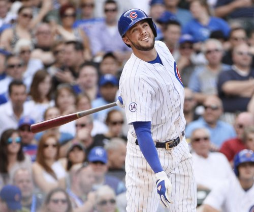 Kris Bryant blast leads Cubs over D-backs