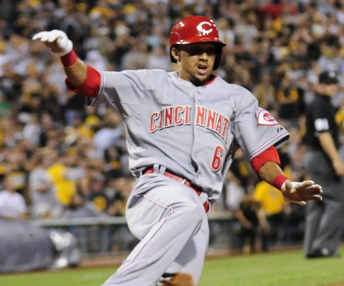 Cincinnati Reds' Billy Hamilton will have shoulder surgery