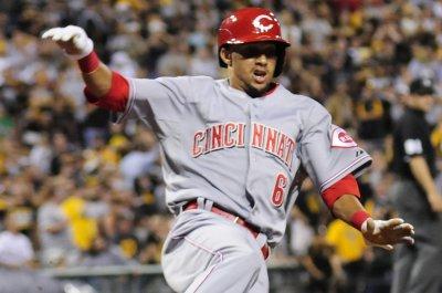 Cincinnati Reds' Billy Hamilton will have shoulder surgery