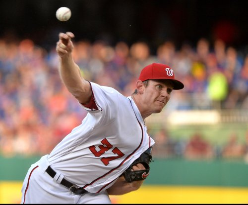 Washington Nationals place RHP Stephen Strasburg on disabled list