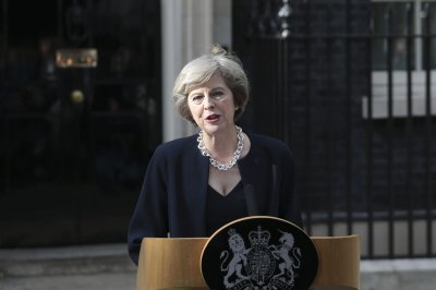 Theresa May becomes second female British PM, says gov't will be driven by common interests