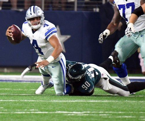 Dallas Cowboys owner Jerry Jones open to Dak Prescott remaining as QB1