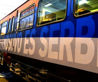 Serbia to defend 'every inch' against Kosovo after train incident