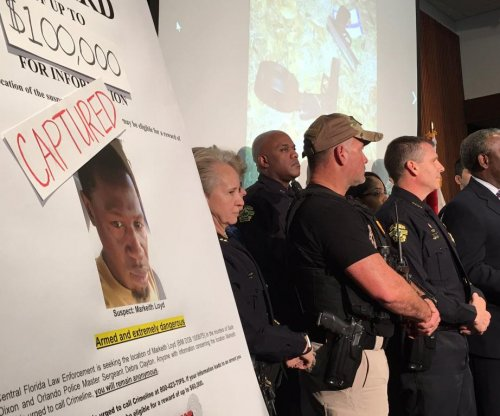 Fugitive suspected of killing Orlando officer captured after week-long manhunt