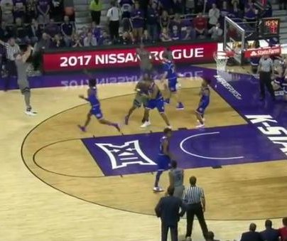 Frank Mason's toughness leads No. 3 Kansas past Kansas State
