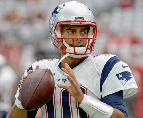 Report: New England Patriots want two first-rounders for Jimmy Garoppolo