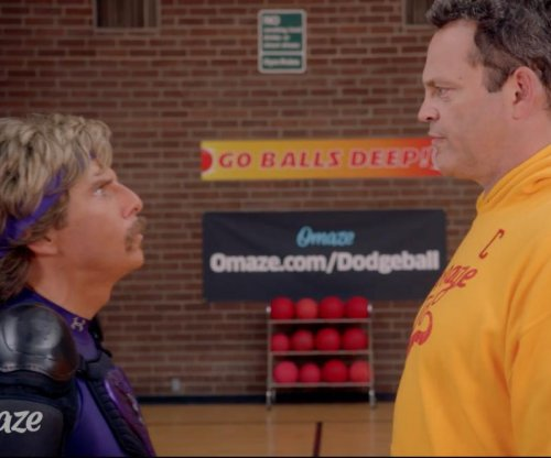 Ben Stiller reunites 'Dodgeball' cast for charity event