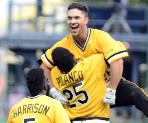 Adam Frazier's 9th-inning RBI sends Pittsburgh Pirates past St. Louis Cardinals
