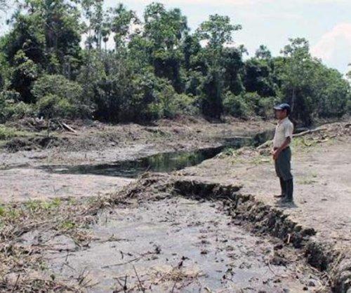 Oil spills expose indigenous communities to toxic metals