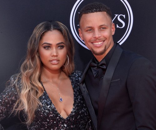 Ayesha Curry says Rockets fan 'bumped' her in pregnant belly