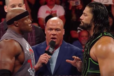 WWE Raw: Tensions rise between Reigns and Lashley