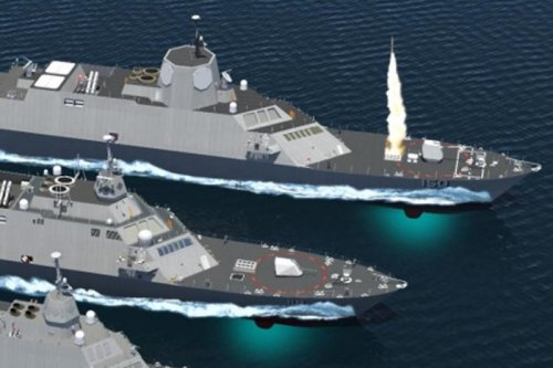 Lockheed awarded $450.7M contract for Saudi patrol ships