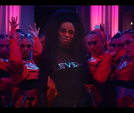 Ciara returns in energetic 'Level Up' music video
