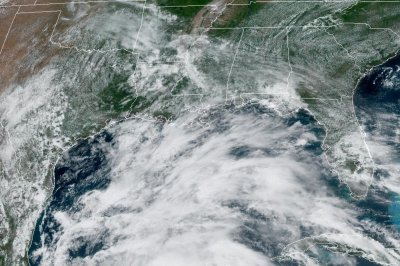 Tropical Storm Cristobal forms in Gulf, setting new Atlantic record