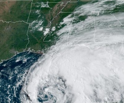 Tropical Storm Cristobal on track to strike U.S. Gulf Coast