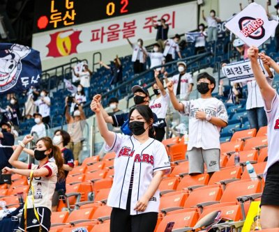 Korean baseball increases fan capacity to 25% at stadiums