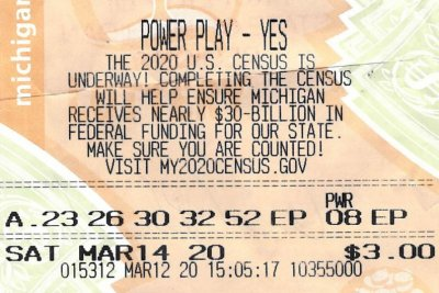 Michigan man finds lost $150,000 Powerball ticket days before expiration