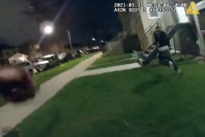 Watchdog releases footage of Chicago police fatally shooting Anthony Alvarez